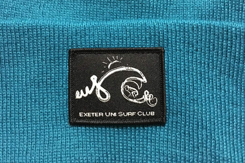 Exeter Surf Label