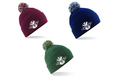 Queens Snow Bobble Hats