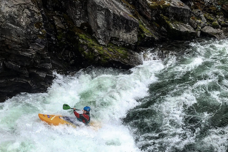 Kayak Sjoa Norway Silverstick Adventure 2