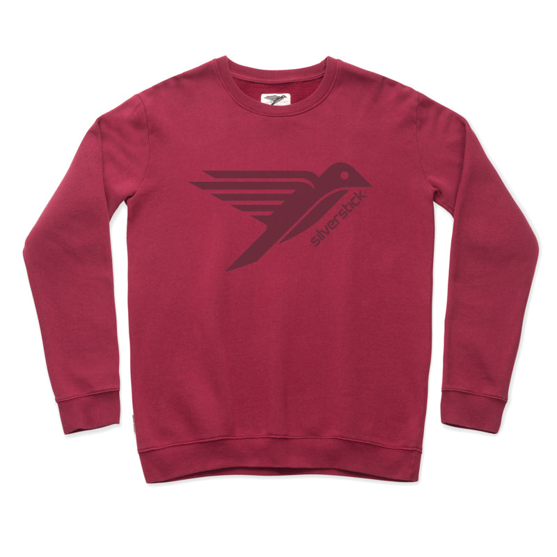 original logo organic cotton sweat