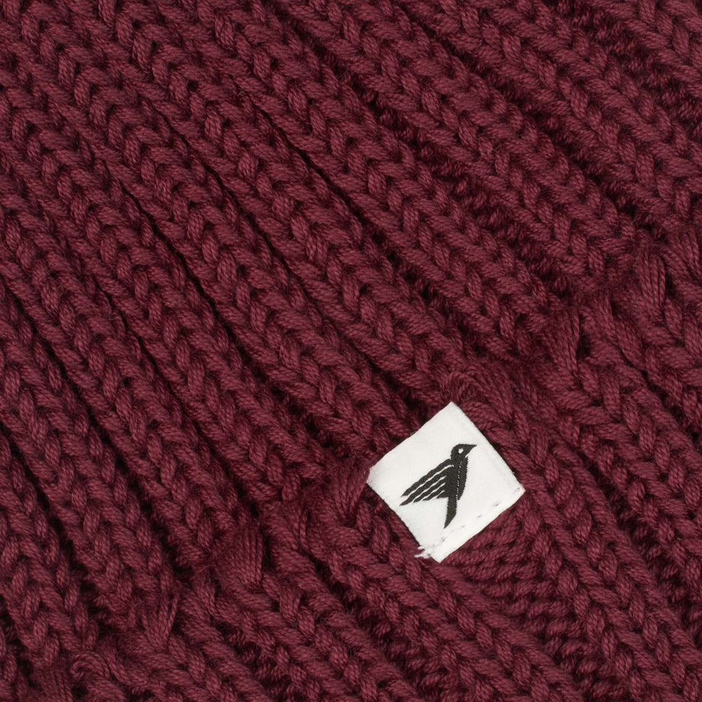 Silverstick Summit Heavyweight Organic Cotton Beanie Port Label