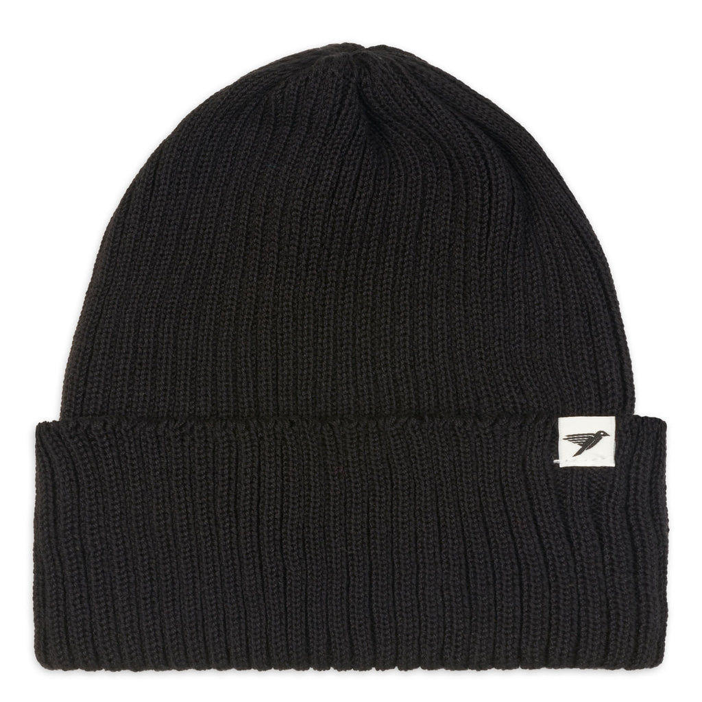Silverstick Summit Lightweight Organic Cotton Beanie Black