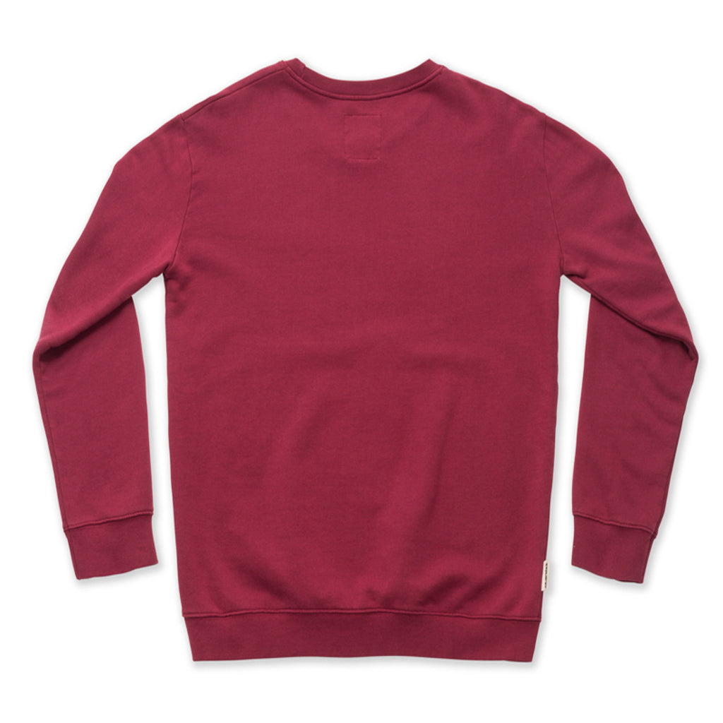 silverstick mens organic cotton sweat arugam bojo back