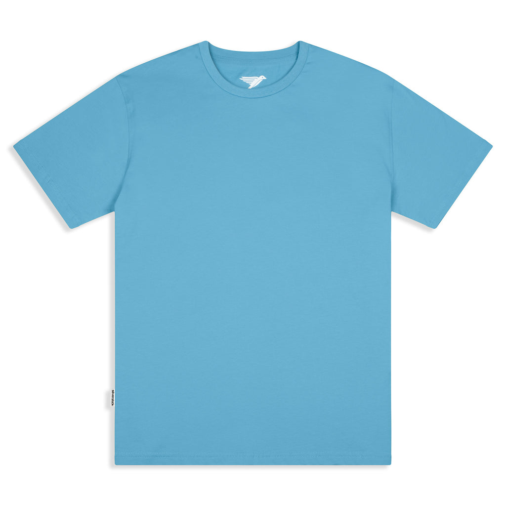 Silverstick Mens Adventure Organic Cotton T Shirt Adriatic Front