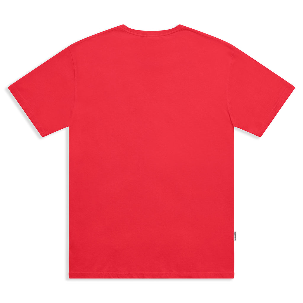 silverstick mens adventure organic cotton t shirt grenadine back