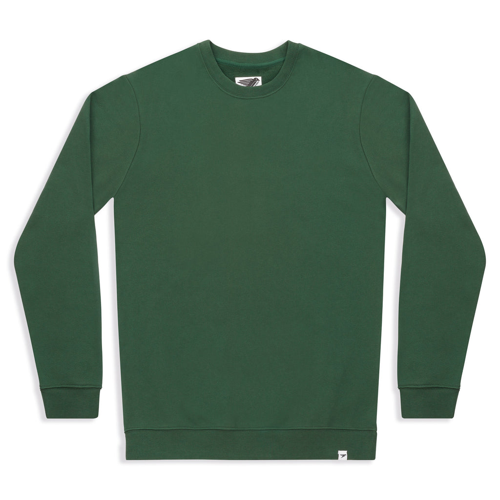 silverstick mens organic cotton arugam greener pastures sweat front