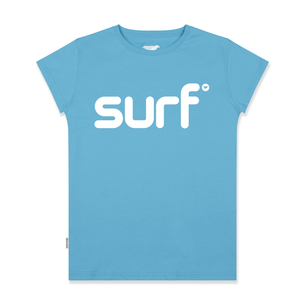 silverstick womens organic cotton surf adriatic t shirt