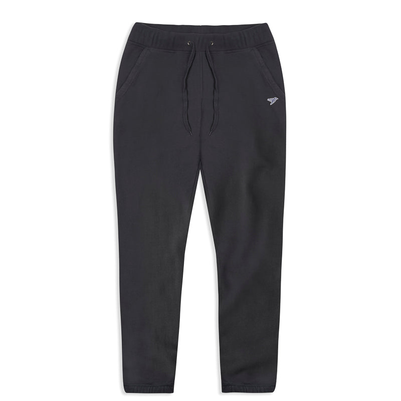 silverstick mens organic cotton johnson charcoal sweatpant