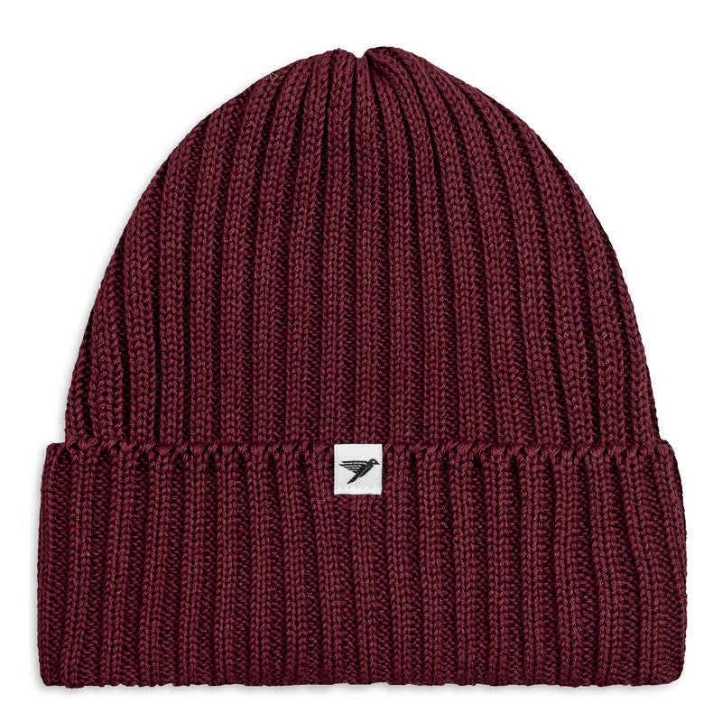 Silverstick Summit Organic Cotton Beanie Beaujolais