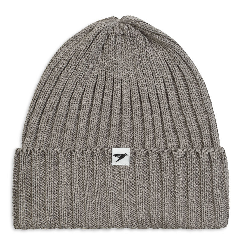 Silverstick Summit Organic Cotton Beanie Granite