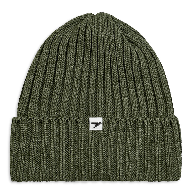 Silverstick Summit Organic Cotton Beanie Moss