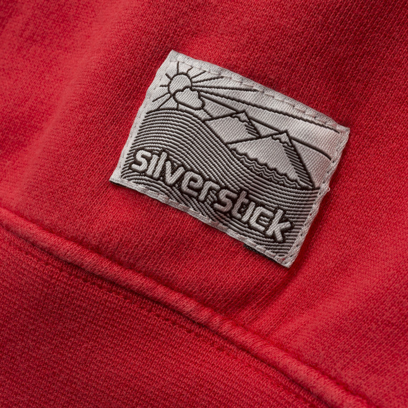 silverstick mens organic cotton nias grenadine sweat woven label