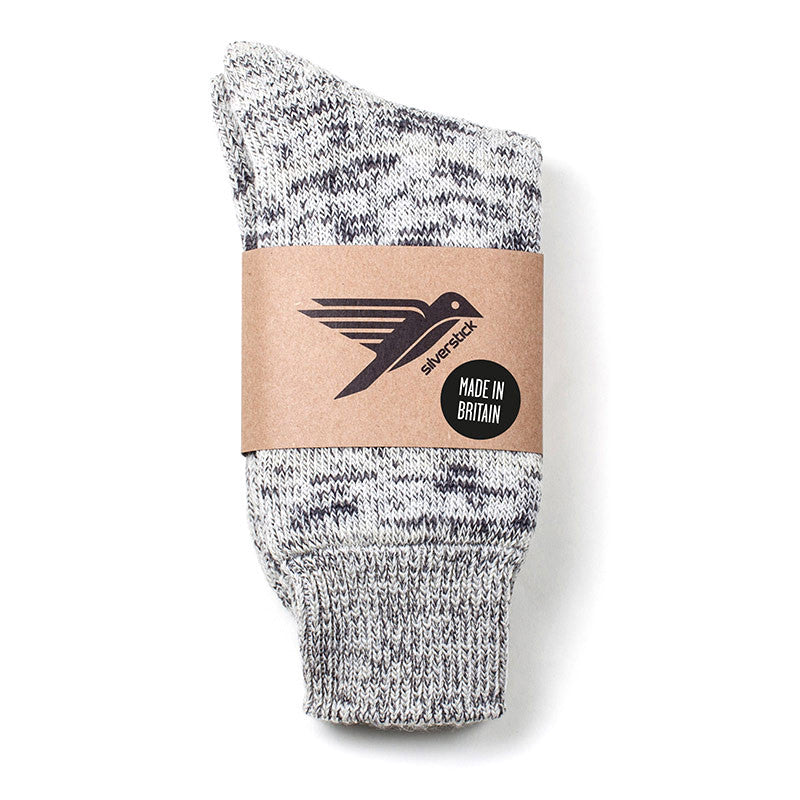 Silverstick Natural Wool British Hiking Sock