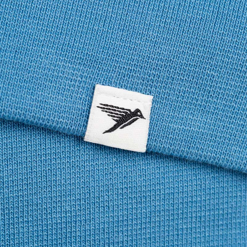 silverstick mens organic cotton arugam ocean blue sweat hem label