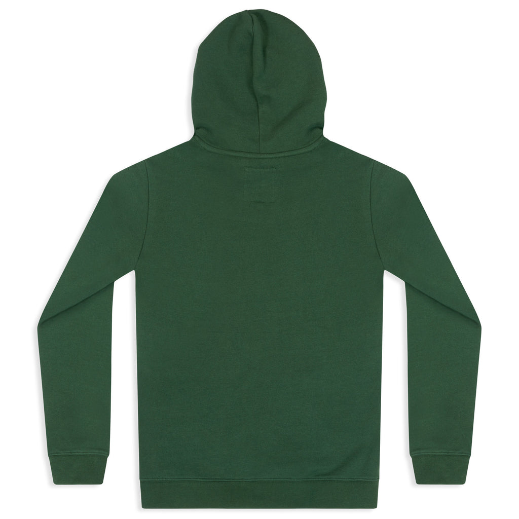 silverstick womens organic cotton hoodie lancelin greener pastures back