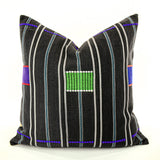 African Baoulé Pillow - perfect addition to your home décor