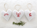 Group of Christmas Sachets