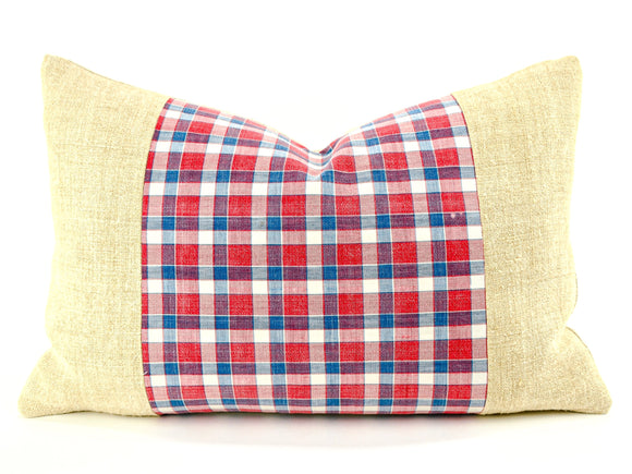 Vintage French Pillow - perfect addition to your home décor