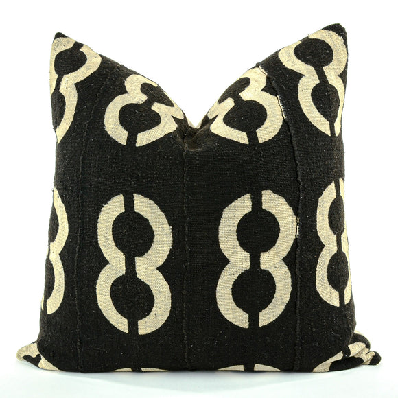 African Mudcloth Pillow - perfect addition to your home décor