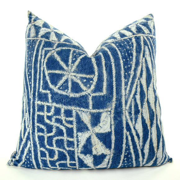 African Ndop Pillow - perfect addition to your home décor
