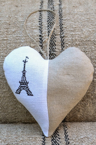Sachet - Black Eiffel Tower