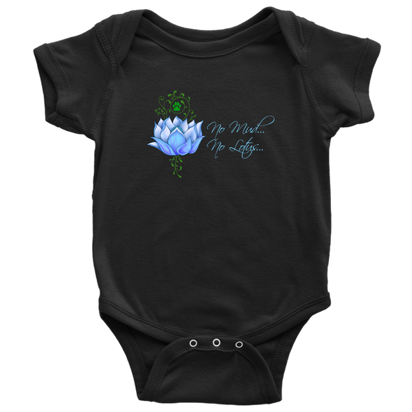 Baby No Mud Bodysuit