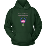 Whatever Comes Hoodie