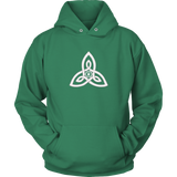 Celtic Inner Strength Dark Hoodie