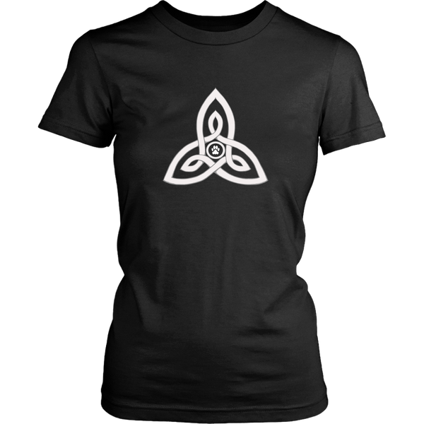 Ladies Celtic Inner Strength Dark Crew Tee
