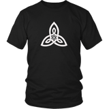 Mens Celtic Inner Strength Dark Crew Tee