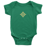 Baby Boy Compass Rose Bodysuit