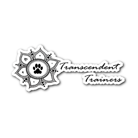Lotus Transcendent Trainer Sticker