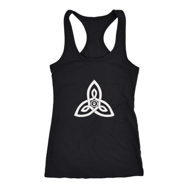 Ladies Celtic Inner Strength Dark Tank