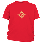 Boy's Compass Rose Dark Tee