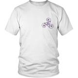 Men's Small Paw Triskelion Tee