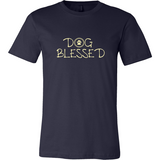 Men's Dog Blessed Dark Tee