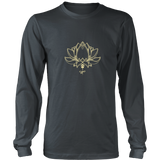 Ladies Paw Lotus 2016 Dark Long Sleeve