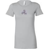 Ladies Small Paw Triskelion T-shirt