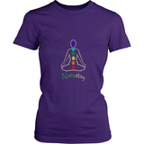 Ladies Namastay Dark Tee