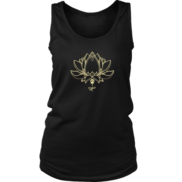 Ladies Paw Lotus 2016 Dark Tank