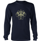 Paw Lotus 2017 Dark Long Sleeve Shirt