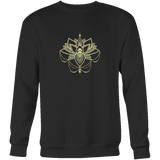 Paw Lotus 2017 Dark Crewneck Sweatshirt