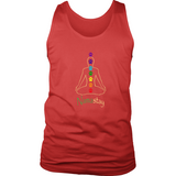 Men's Namastay Dark Tank