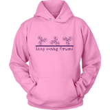 Keep Moving Forward Hoodie