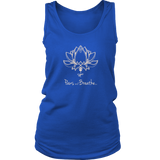 Paws and Breathe Ladies Tank