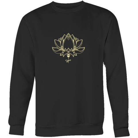 Ladies Paw Lotus 2016 Sweatshirt