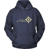 Men's Let Go...Let it Happen Dark Hoodie