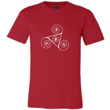 Men's Paw Triskelion Dark T-shirt