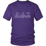 Men's Keep Moving Forward Dark Tee