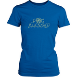 Ladies Dog Blessed Tee